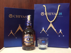Rượu Whisky Chivas Regal 18Y.O